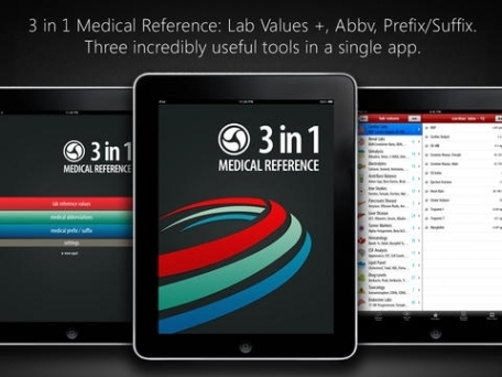 Lab Values Pro - #1 Rated Medical Reference App