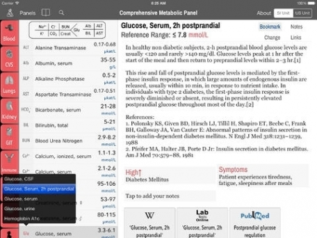 LabGear - #1 Medical Lab Values & tests reference