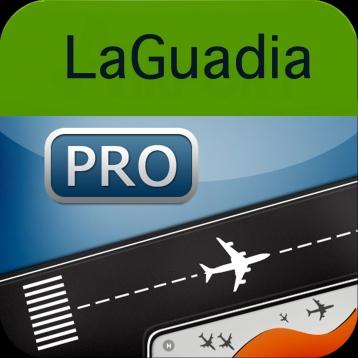LaGuardia Airport LGA + Flight Tracker Premium
