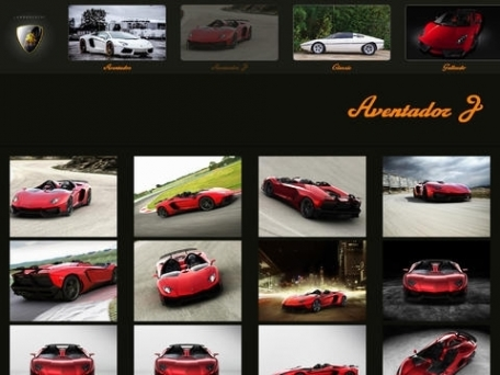 Lamborghini Collection