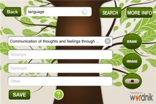 Language Forest