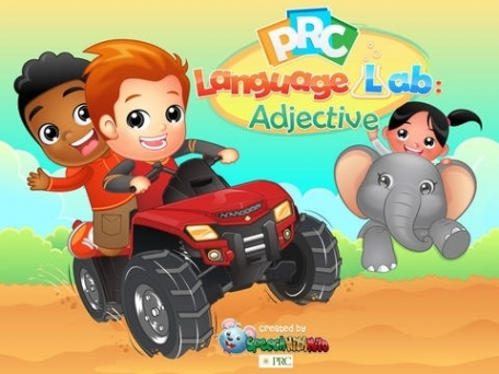 Language Lab: Adjectives