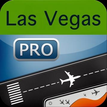 Las Vegas Airport -Flight Tracker Premium
