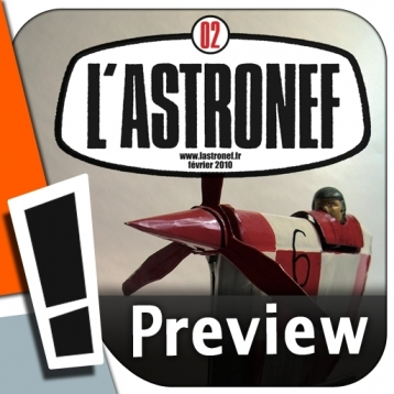 L\'Astronef - n°2 février 2010 - Preview