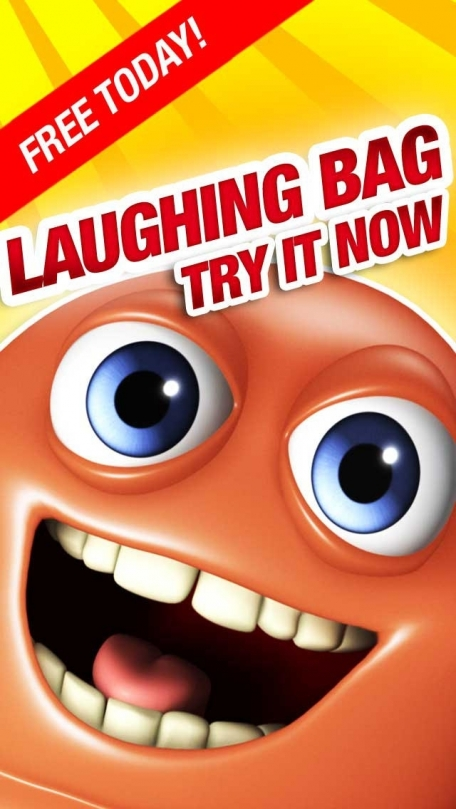 Laughing Bag - Tap and Shake Your Smiles!