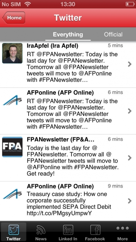 2013 AFP Annual Conference