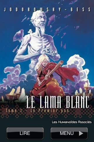 Le Lama Blanc, Volume 1 - Preview