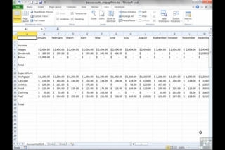 Learn Microsoft Excel 2010 Quickly And Easily