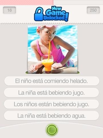 Learn Spanish with Lingo Arcade