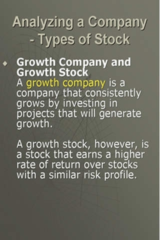 Learn to Invest in Stocks