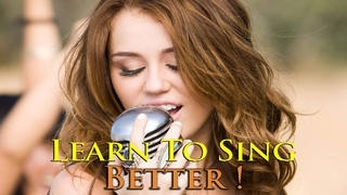 Learn To Sing Better