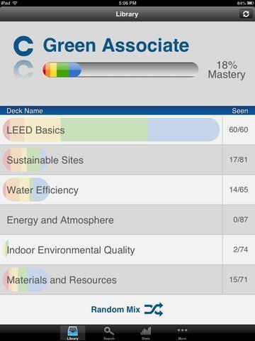 LEED Green Associate (GA) Exam Practice - powered by Brainscape