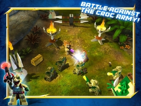LEGO® Legends of CHIMA™ Online