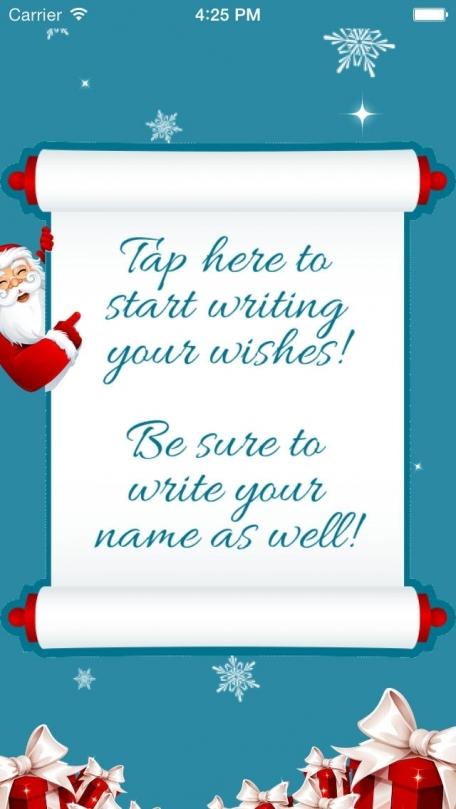 Letter to santa free write your christmas gift wishes to santa letter to santa free write your christmas gift wishes to santa claus spiritdancerdesigns