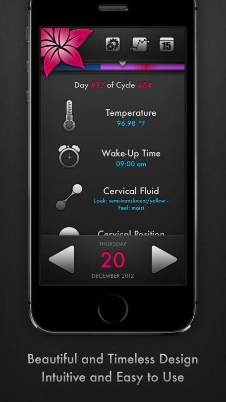 Lily Pro (Fertility and Period Tracker)
