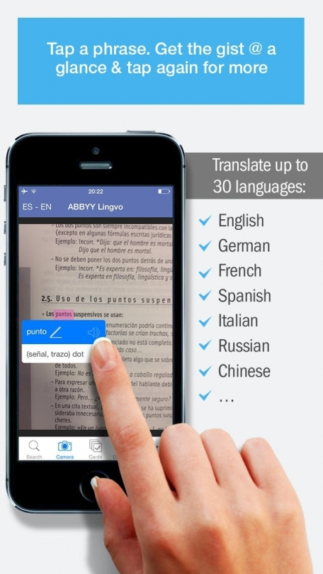 Lingvo Dictionaries: English ‹-› Spanish, French, German, Italian, Russian Dictionary Titles