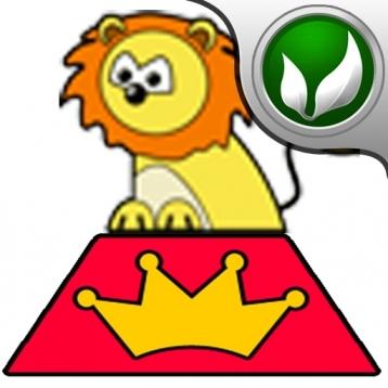 Lion Tamer - The fun circus jumping game!