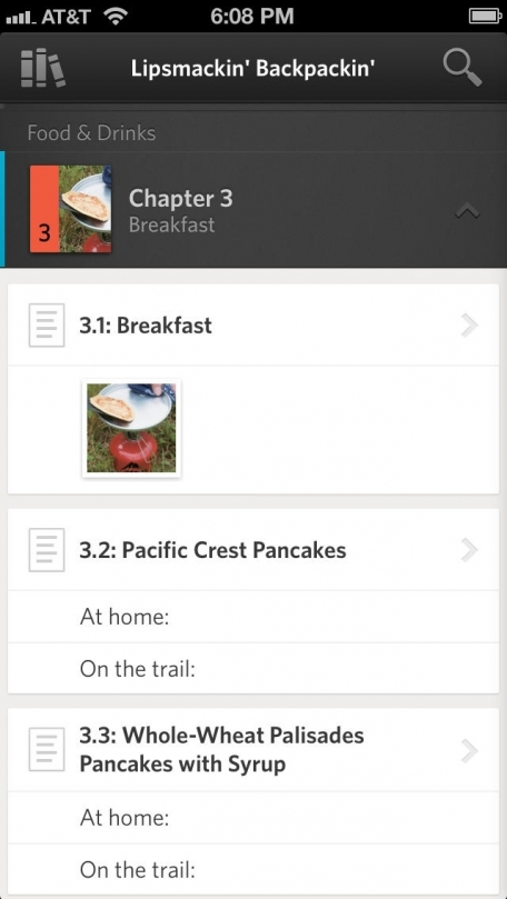 Lipsmackin' Backpackin' - Official Interactive FalconGuide by Christine and Tim Conners