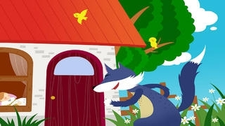 Little Red Riding Hood - bedtime story  Interactive Book iBigToy