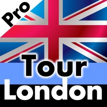 London Tourist Guide. get all things around you, using smart GPS. Pro