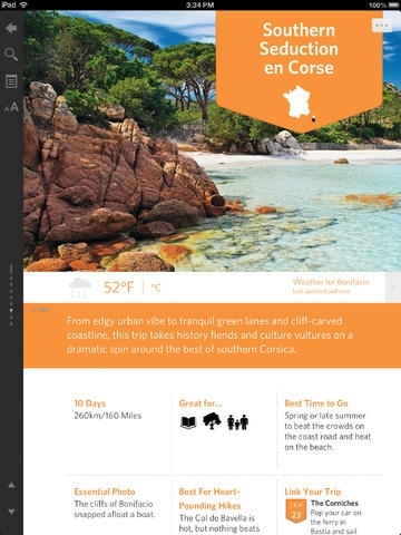 Lonely Planet France's Best Trips - Official Travel Guide, Inkling Interactive Edition