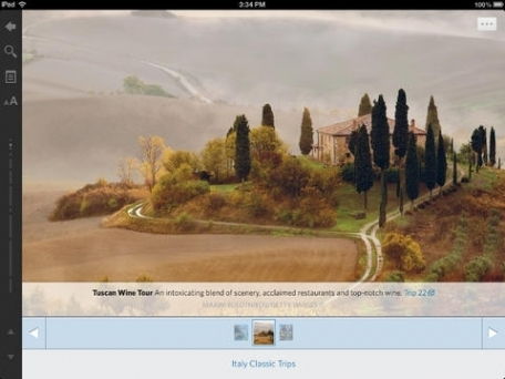 Lonely Planet Italy's Best Trips - Official Travel Guide, Inkling Interactive Edition