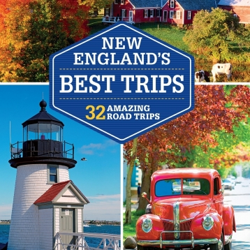 Lonely Planet New England\'s Best Trips - Official Travel Guide, Inkling Interactive Edition