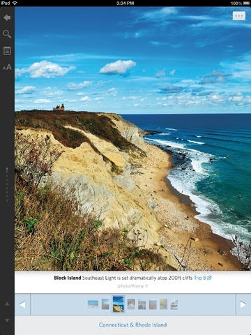 Lonely Planet New England's Best Trips - Official Travel Guide, Inkling Interactive Edition