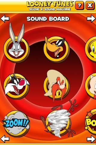 Looney Tunes Scene & Sound Machine