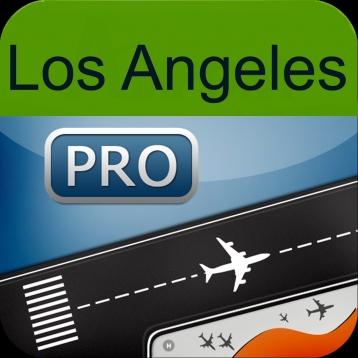 Los Angeles Airport - Flight Tracker