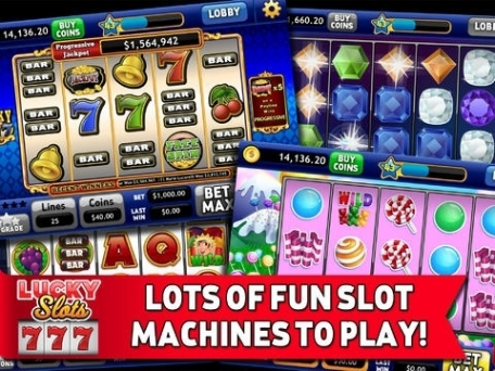 casino slot machine games for ipad