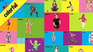 100 People Words for Babies & Toddlers