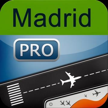 Madrid Barajas Airport + Flight Tracker Premium