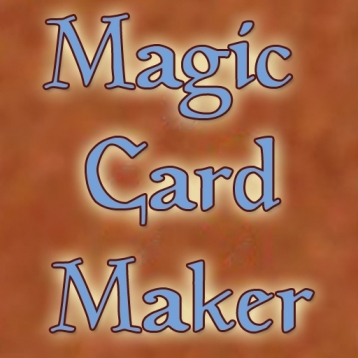 Magic Card Maker - The Gathering of the Beast