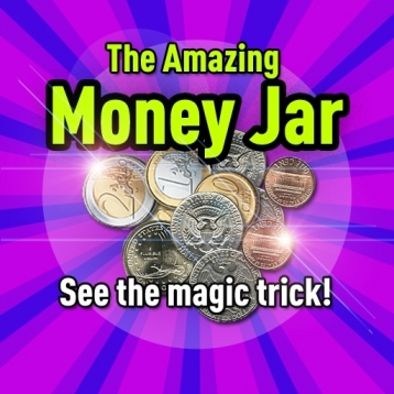 ★Magic Money Jar★