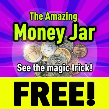★Magic Money Jar Free★