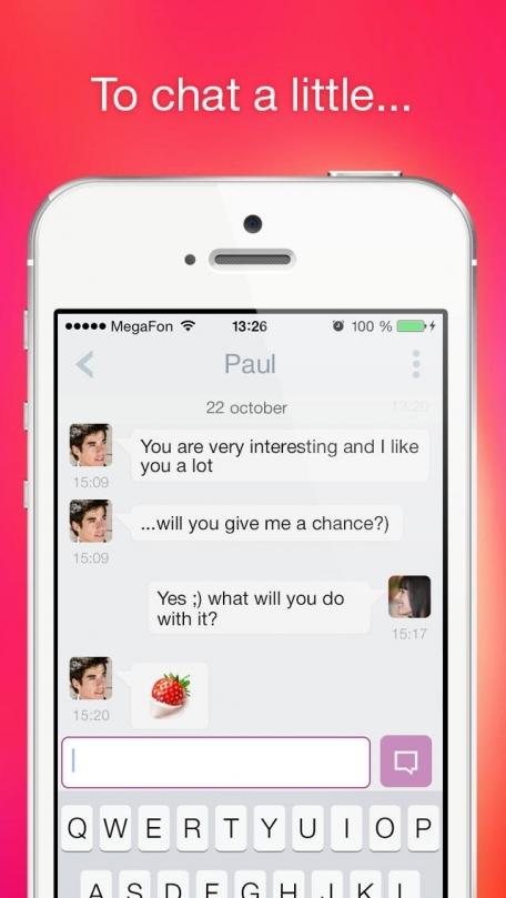 Mamba dating chat