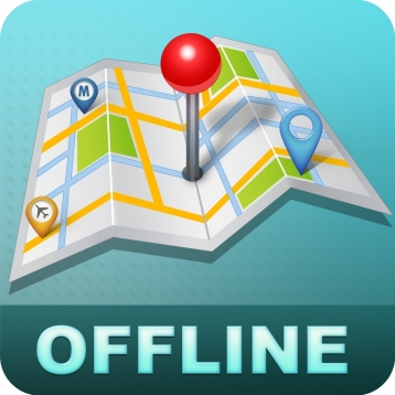 Map Express - Offline city maps for business traveler, backpacker