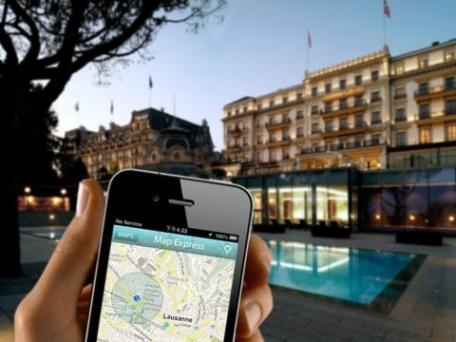 Map Express - Offline city maps for business traveler, backpacker