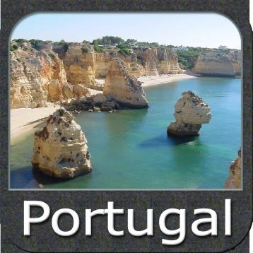 Marine: (North Spain - Portugal) - GPS Map Navigator