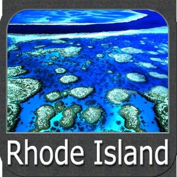 Marine: Rhode Island to Maine - GPS Map Navigator