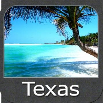 Marine: Texas - GPS Map Navigator