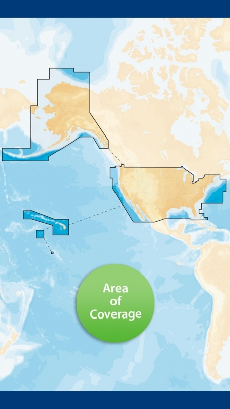 Marine&Lakes: USA