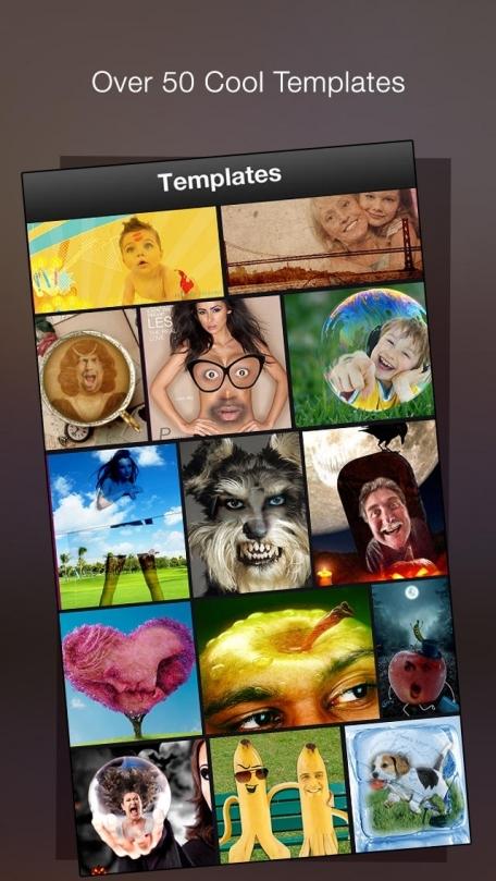 Masquer - Smart Image Blender