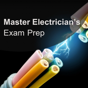 Master Electrician's  Exam Prep - Great for The Journeyman Exam