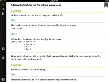 Math 7 Study Guide by Top Student