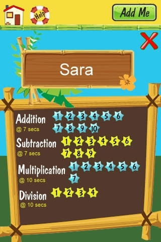 Math made real easy - Addition Subtraction Multiplication Division