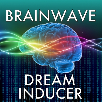 Brain Wave Dream Inducer ™ - 5 Advanced Brainwave Entrainment Programs for Vivid Dreams with Binaural Tones, iTunes Music, Alarm, and Relaxing Ambient Soundscapes