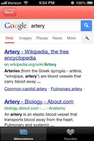 Med Abbr- Medical Abbreviations