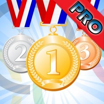 Medal Tracker PRO - Winter Games XXI